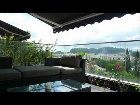 Singapore Property for sale/rent: Hilloft cluster house (D23)