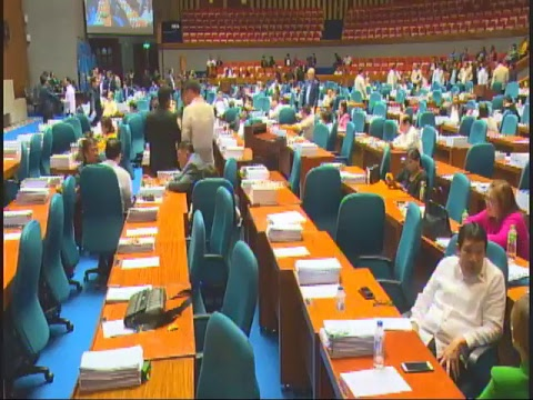 17th CONGRESS 2nd REGULAR SESSION #23 H.B. 6215 - 2018 General Appropriations Bill (Sept. 12, 2017)
