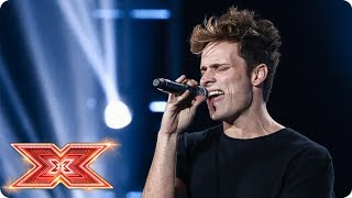 Don't Cha think Spencer Sutherland deserves a chair?    Six Chair Challenge   The X Factor 2017