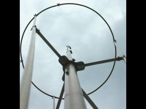 Смотрите сегодня Dual Band Super J-Pole Antenna видео новости на