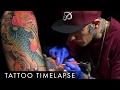 Tattoo Timelapse - Arran Burton