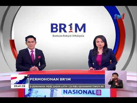 PERMOHONAN BR1M - APLIKASI SEMAKAN BR1M KINI BOLEH DIMUAT TURUN [18 JAN 2018]