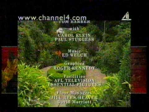 GARDEN PARTY End Credits Theme (Channel 4) 1996 - YouTube