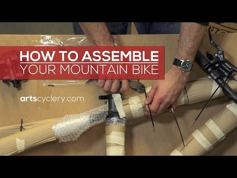 How To: Assemble Your Mountain Bike