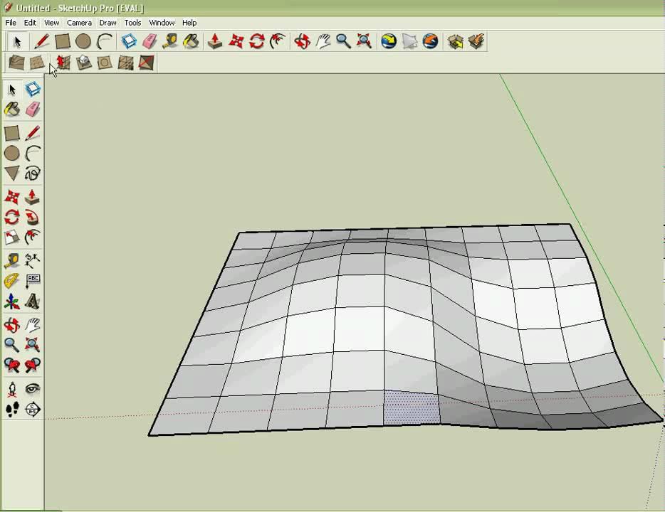 Instant Terrain Plugin Sketchup