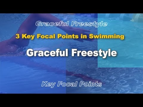 3 Key Focal Points in Swimming Graceful Freestyle