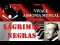 LAGRIMAS NEGRAS - PIANO TUTORIAL
