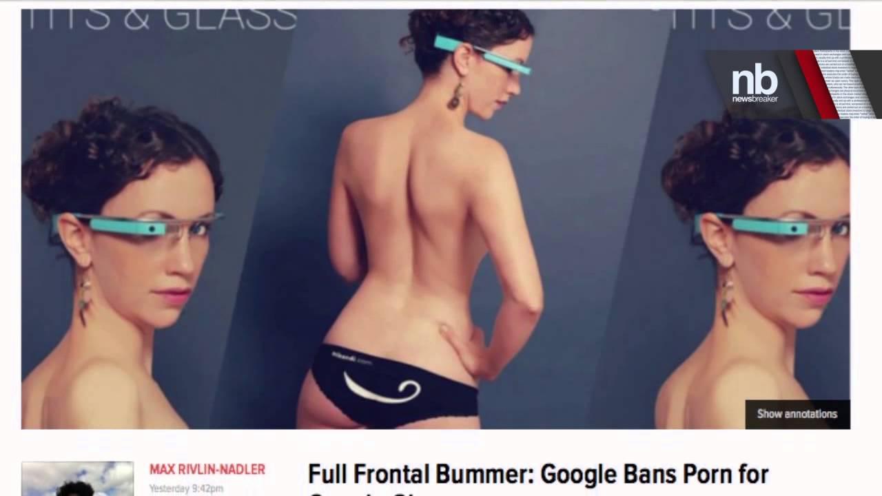 Порно очки google glass