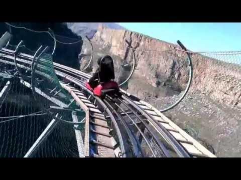 Shnglbana Pank Resort Rollercoaster-Rawanduz, Iraqi Kurdistan