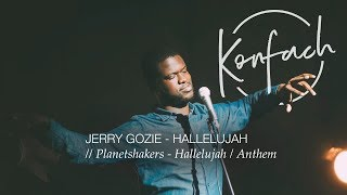 JERRY GOZIE - HALLELUJAH (Planetshakers - Hallelujah / Anthem) / Прославление Ачинск