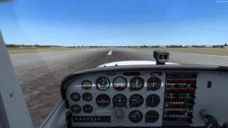 A2A Cessna 172R Traffic Pattern/Landing