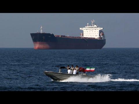 الحرس الثوري الإيراني يحتجز ناقلة نفط بريطانية لدى عبورها مضيق هرمز  - نشر قبل 2 ساعة