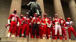 Power Rangers | Celebrate Power Rangers 20th Anniversary in the Big Apple!