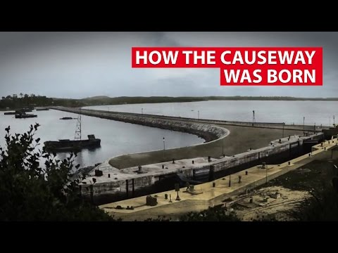 How The Causeway Was Born | Age Of Innovation | CNA Insider