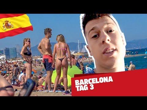 Frauen Abchecken In Barcelona! Mit Mischa Und FlowBu