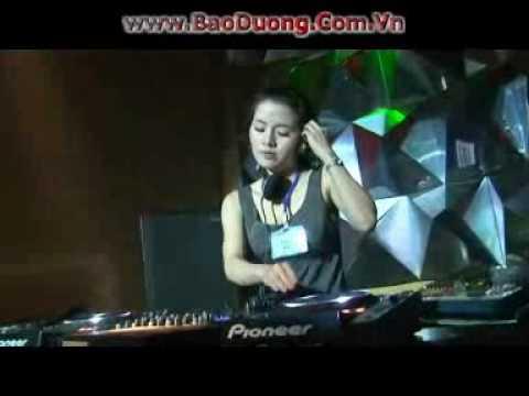 Cuoc thi Dj Viet Nam 2010(Thi Sinh 28).wmv