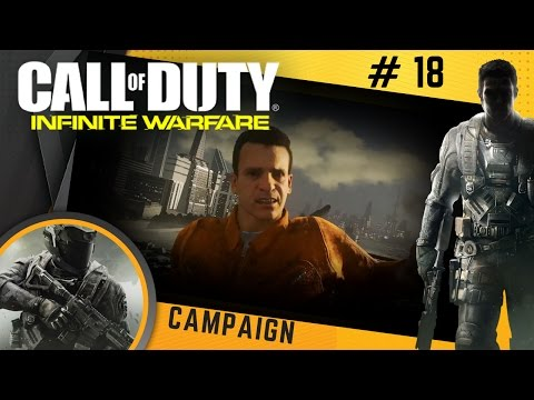 Call Of Duty Infinite Warfare: Operation Black Flag Prisoner Escort - Walkthrough Mission 18 Part 18