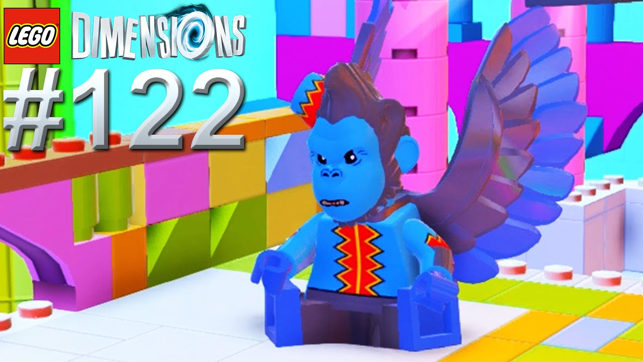 how to play 2 player on lego dimensions