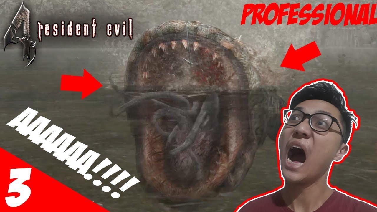 IKAN APA ITU!?!? - Resident Evil 4 Professional Indonesia ...