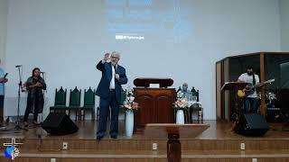 Culto de Louvor e Adoração a Deus