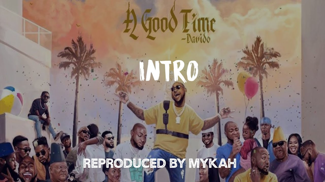 Davido Intro Instrumental Reproduced By Mykah Youtube