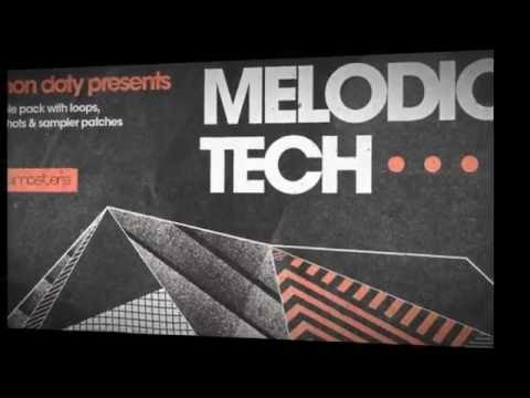 Simon Doty Presents Melodic Tech - Tech House Samples & Loops - Loopmasters Samples