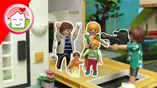 Playmobil Film Familie Hauser - Wohnen im Glück - Video für Kinder