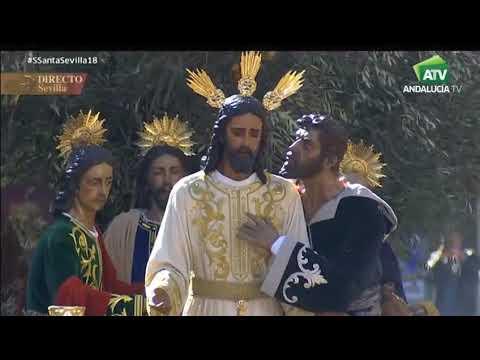 Jesús de la Redención en el Beso de Judas (La Redencion) en Campana 2018 Mp3