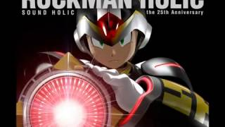 MEGAMAN HOLIC - X Buster (feat team ROCKMAN HOLIC)