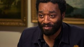 Chiwetel Ejiofor An actors journey