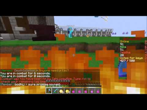 Vortex Op Factions #1 (feat. luluthepvper & GreyShadowKnight)