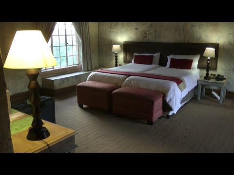 SA5 Zebra Country Lodge Hotel nr Pretoria