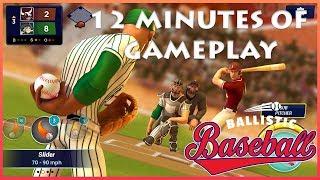 Apple Arcade :: Ballistic Baseball Gameplay on iOS