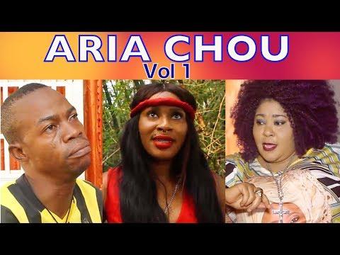 ARIA CHOU Vol1 Nouveauté 2017, Modero,Lava,Makambo,Darling,Ebakata,Lea,Barcelon,Princesse