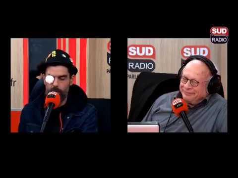 Jérôme Rodrigues figure majeure des Gilets Jaunes chez André Bercoff sur Sud Radio