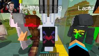 Śmieszne faile Bobixa XD | Minecraft Deathrun | Vertez & Bobix