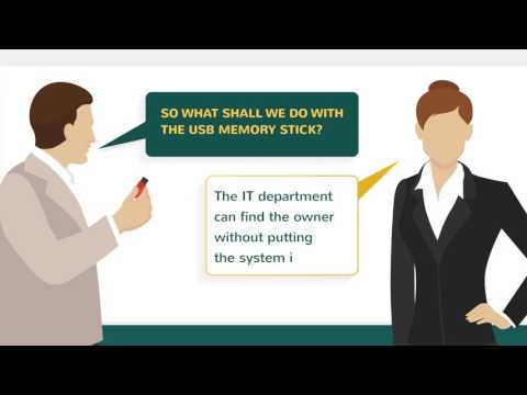 Physcial Security - Awareness Video for Employees