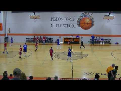 03/05/2017 HFD Basketball vs Stunners, Game 5 March Madness, Pigeon Forge, TN