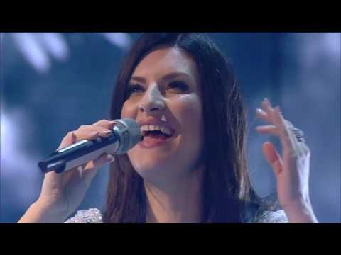 Laura Pausini Astro del ciel - House Party - LauraXmas