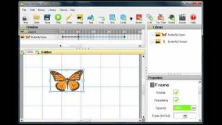 The Butterfly Effect : Hippo Animator Tutorial