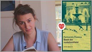 Maud Vanhauwaert over Boek der rusteloosheid - Fernando Pessoa