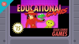 Educational Games: Crash Course Games #15 by : CrashCourse