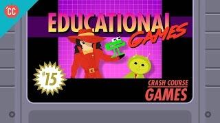 Educational Games: Crash Course Games #15 by : CrashCourse
