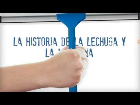 Motivación Para Artistas   La Historia de la Lechuga y la Manzana