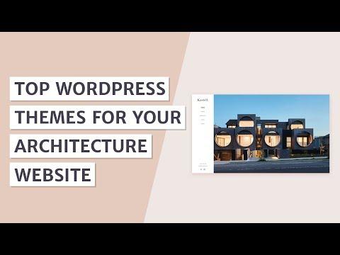 Architect wordpress plugin