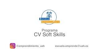Programa CV Soft Skills
