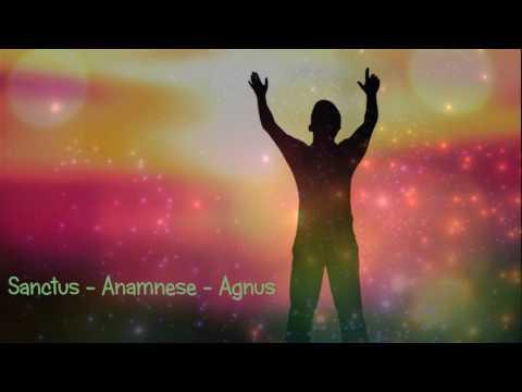 Sanctus - anamnèse - Agnus (messe de saint Boniface)