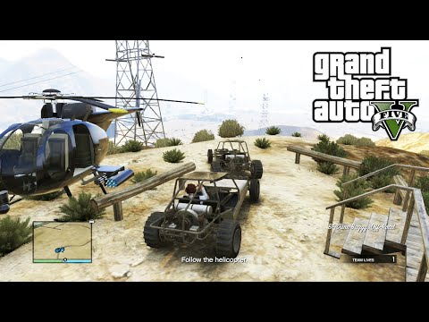 GTA 5 Online Commentary: The Experience