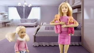 куклы барби мультфильм РОДЫ БАРБИ мультфильмы для детей новые серии бесплатно