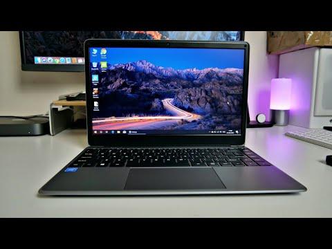 "Chuwi HeroBook Pro Laptop / 14.1"" FHD / 8GB + 256GB M.2. SSD / Windows 10 - Under £220 - Any Good?"
